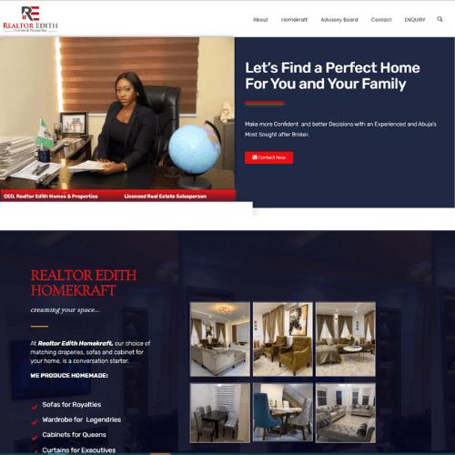 best web design agency Abuja Nigeria